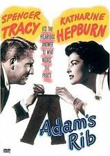 Adams Rib (DVD) with Spencer Tracy & Katharine Hepburn  (Read the Description)