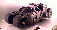 Hot Wheels Elite 1:18 Scale Dark Knight Trilogy Tumbler with Cape Material BCJ99