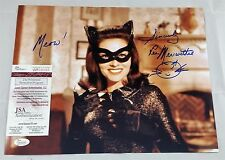 Lee Meriwether SIGNED 11x14 Photo Autograph JSA COA 1966 CATWOMAN BATMAN PROOF 3