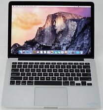 "Apple 2015 MacBook Pro Retina 13"" 2.7GHz I5 128GB SSD 8GB MF839LL/A + B Grade"