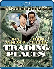 TRADING PLACES (Eddie Murphy)   -  Blu Ray - Sealed Region free for UK