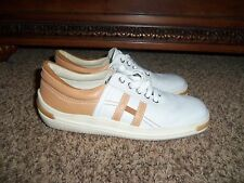 Hogan Leather Walking Shoes/Sneakers Women Size 37.5/7.5 M
