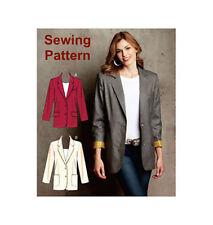 Kwik Sew K3715 Pattern Misses Blazers XS-XL BN