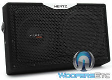 "HERTZ EBX F20.5 8"" 600W SUBWOOFER BASS SPEAKER ULTRA FLAT HIGH SPL REFLEX BOX"