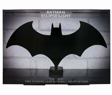 Official BATMAN Logo ECLIPSE LIGHT Freestanding Night Light - USB Powered