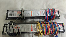 Lot of 2 Used General Electric GE242MV-N Ballasts (updated stlye/size)