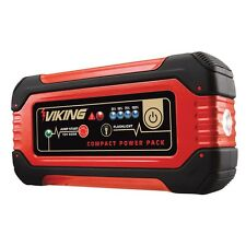 NEW VIKING CAR MOTORCYCLE RV 12,000 MAH COMPACT POWER PACK WITH 450 AMPS USB 2.0