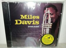 CD MILES DAVIS - GODCHILD - SEALED - SIGILLATO