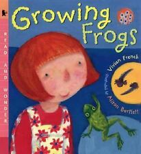 Growing Frogs (Brand New Paperback) Vivian French