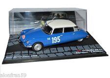 RALLY IXO DIECAST 1/43 Citroen DS21 Toivonen/Mikander 1966 iRAL049