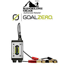 GOAL ZERO Guardian 12V Plus Solar Charge Controller Battery Tender/Charger