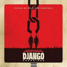 Quentin Tarantino¿s Django Unchained Original Motion Picture Soundtrack CD