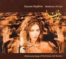 Sufi Masters  Love Songs  Madman of God by Sussan Deyhim