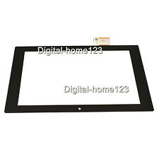 """Touch Screen Digitizer For 10.1"""" inch Sony Xperia Tablet Z C6907 SGP321 Black"""