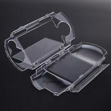 Clear Crystal Travel Carry Hard Skin Case Cover Protector for Sony PSP 2000 3000