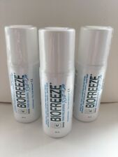 Biofreeze Pain Relief Roll-on 89ML X 3 unidades