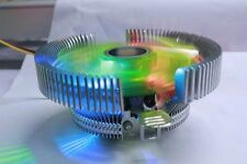 NEEDCOOL X600 MULTI LED CPU COOLER (FAN & HEATSINK) LGA 755 1155/56 AMD i3/i5/i7