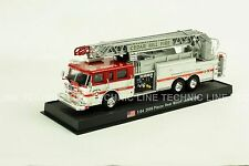 Giant Fire Truck Pierce Rear Mount Ladder - 2006 USA Diecast Model 1:64 No 11