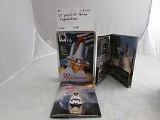 NASA 50 Years of Space Exploration DVD box set #0123