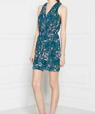 BNWT Ladies Monet Print Racer Back Dress MAISON SCOTCH - sz 12