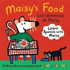 Maisy: Los Alimentos de Maisy by Lucy Cousins (2009, Board Book)