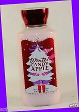 1 Bath & Body Works Holiday WINTER CANDY APPLE Body Lotion Shea & Vitamin E