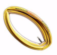 TUFO S3 Lite Tubular 26x21c Yellow Road Bicycle Tire - Wheelchair, Junior Racing