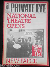 PRIVATE EYE - Vintage Satirical Political News Humour Magazine - 19th March 1976