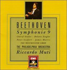 Beethoven: Symphonie No. 9 (CD, EMI Music Distribution)