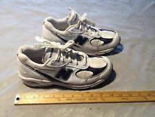 NEW BALANCE USA 498 Women's Leather Running Shoes US 8 White
