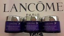 Lancome Renergie Multi-Lift Lifting Night Massaging MASSAGE Cream 15ML X3 = 45ML