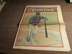 1984 METS INSIDE PITCH-DARRYL STRAWBERRY COVER
