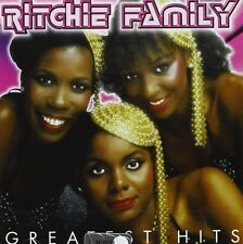 Greatest Hits - Ritchie Family (2014, CD NEUF)
