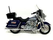 Harley-Davidson Die-Cast Virgina State Police In Box Scale 1:18 Free US Ship