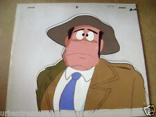 LUPIN THE THIRD III ZENIGATA ANIME PRODUCTION CEL 6