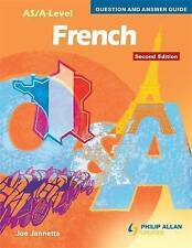AS/A-Level French Question And Answer Guide 2nd edition,GOOD Book