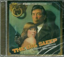 Out of Print - New CD - THE BIG SLEEP - Jerry Fielding - Lt. Ed. 1500 - $50