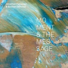 Moment & The Message - Jonathan & Sicilian Defense Finlayson (2013, CD NIEUW)