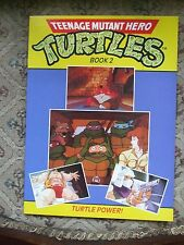 Teenage Mutant Hero Turtles: Turtle Power! Book 2: Turtle Power! No. 2 Steddy, G
