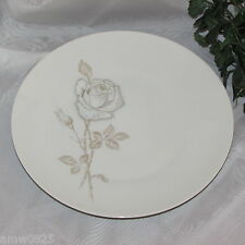 """ROSENTHAL CLASSIC ROSE VINTAGE DINNER PLATE 10 3/8"""" GERMANY GOLD BROWN CHINA"""