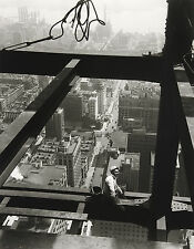 Masters of Photography: Sitting on a Beam, Empire State Building: Digital Photo
