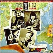 FORCEFIELD-To Oz and back              JAPAN-IMPORT CD!