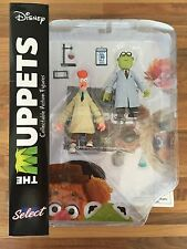 DIAMOND Select I Muppets Bunsen & becher SERIES 2 ACTION FIGURE Jim Henson