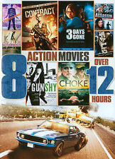 Fast 'N' Fierce collection  8 Action Movies (DVD, 2014, 2-Disc Set)