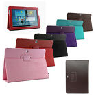 2015 Embossed Leather Case Stand For Samsung Galaxy Tab 2 10.1 P5100 P5110 P5113