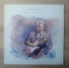 CHRIS REA  Vinyl LP  Dancing With Strangers, (Incl  Joys Of  Christmas) EX