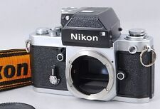 【NEAR MINT!】 Nikon F2 Photomic 35mm SLR S/N 7145134 Body w/Strap DP-1 From Japan