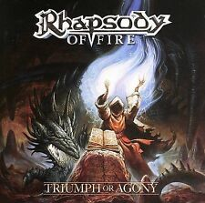 Rhapsody of Fire, Triumph Or Agony, Excellent Extra tracks