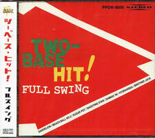 FULL SWING - TWO-BASE HIT ! - Japan CD - NEW