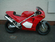 DUCATI 888 SP3 LIMITED EDITION NUMBER 268 1991 ONLY 5600 MILES
